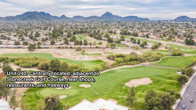 12222 N Paradise Village Parkway W #240, Phoenix, AZ 85032 (MLS #5883647) :: The Bill and Cindy Flowers Team