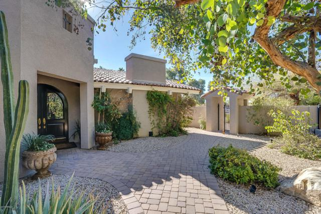 11453 N 53RD Place, Scottsdale, AZ 85254 (MLS #5887269) :: Keller Williams Realty Phoenix