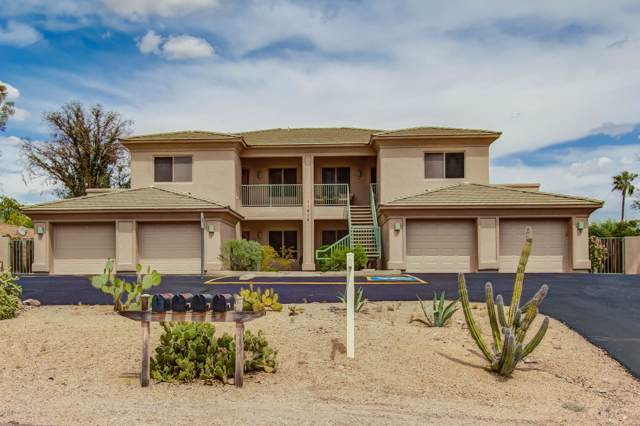 11616 N Saguaro Boulevard #1, Fountain Hills, AZ 85268 (MLS #5911183) :: Kortright Group - West USA Realty
