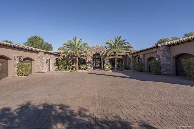 6635 N Lost Dutchman Drive N, Paradise Valley, AZ 85253 (MLS #6039797) :: Dijkstra & Co.