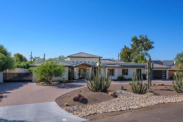 4025 E Colter Street, Phoenix, AZ 85018 (MLS #6044107) :: Nate Martinez Team