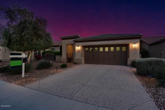12401 W Hedge Hog Place, Peoria, AZ 85383 (MLS #6066350) :: The W Group