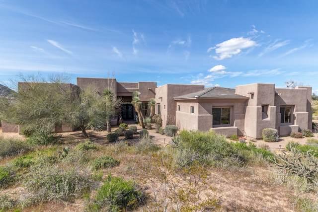 12081 E Whispering Wind Drive, Scottsdale, AZ 85255 (MLS #6110741) :: The Dobbins Team