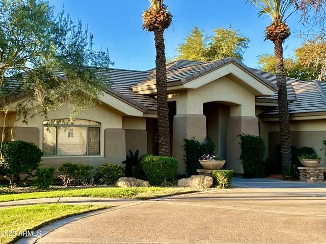 23133 W Hammond Lane, Buckeye, AZ 85326 (MLS #6171126) :: Long Realty West Valley