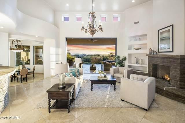 9818 E Balancing Rock Road, Scottsdale, AZ 85262 (MLS #6175431) :: The Daniel Montez Real Estate Group