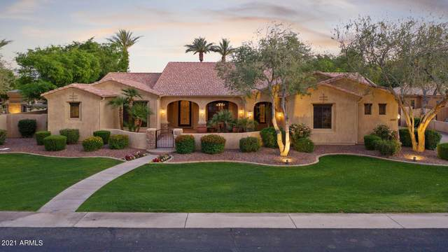 2085 E Champagne Place, Chandler, AZ 85249 (MLS #6215716) :: Yost Realty Group at RE/MAX Casa Grande