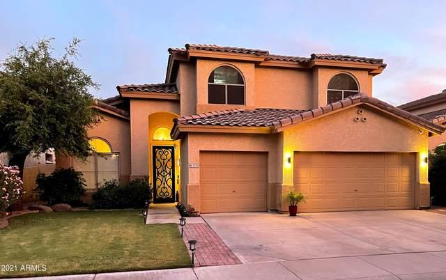 1727 E Cortez Drive, Gilbert, AZ 85234 (MLS #6242378) :: Yost Realty Group at RE/MAX Casa Grande