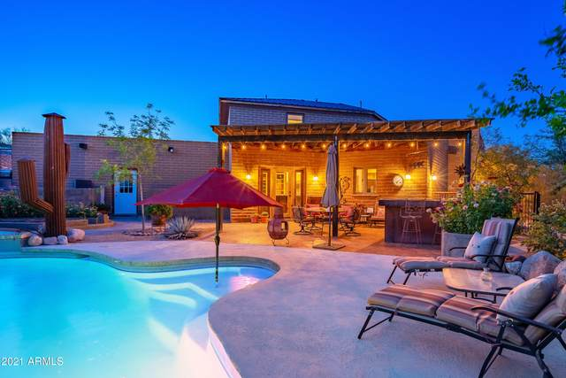 14402 N Lost Tank Trail, Fort McDowell, AZ 85264 (MLS #6247711) :: Klaus Team Real Estate Solutions