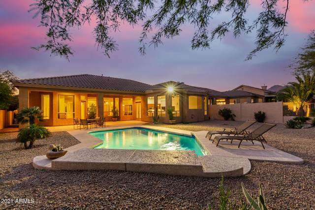 10189 N 135TH Place, Scottsdale, AZ 85259 (MLS #6251673) :: Elite Home Advisors