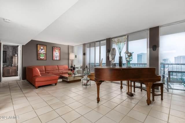 2323 N Central Avenue #1804, Phoenix, AZ 85004 (MLS #6285835) :: Yost Realty Group at RE/MAX Casa Grande