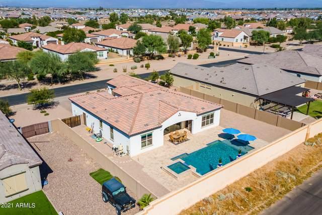 22457 E Sentiero Court, Queen Creek, AZ 85142 (MLS #6308283) :: The Laughton Team