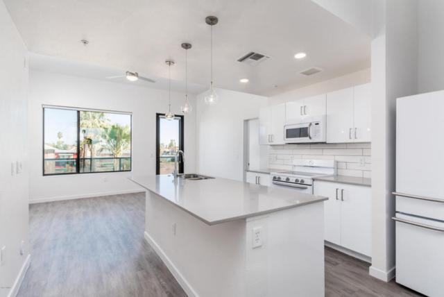 1130 N 2nd Street #215, Phoenix, AZ 85004 (MLS #5323132) :: Lux Home Group at  Keller Williams Realty Phoenix