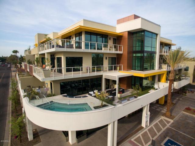 7502 E Main Street #4001, Scottsdale, AZ 85251 (MLS #5462920) :: Keller Williams Legacy One Realty