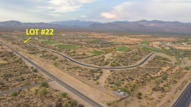 28704 N Summit Springs Road, Rio Verde, AZ 85263 (MLS #5462984) :: Howe Realty