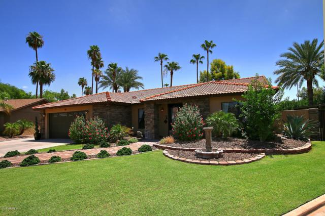 7007 N Via De Manana, Scottsdale, AZ 85258 (MLS #5742430) :: The W Group
