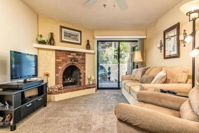 3031 N Civic Center Plaza #122, Scottsdale, AZ 85251 (MLS #5781896) :: Team Wilson Real Estate