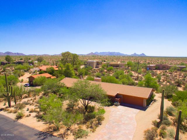 8947 E Venus Drive, Carefree, AZ 85377 (MLS #5819617) :: Lux Home Group at  Keller Williams Realty Phoenix