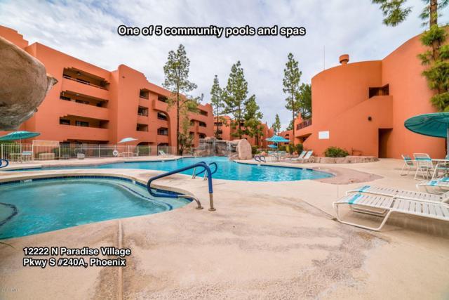 12222 N Paradise Village Parkway W #240, Phoenix, AZ 85032 (MLS #5883647) :: Kortright Group - West USA Realty