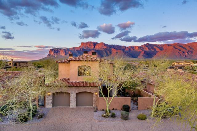 7480 E Golden Eagle Circle, Gold Canyon, AZ 85118 (MLS #5887298) :: The Kenny Klaus Team