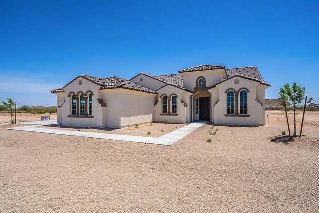 289 W Sterling Street, San Tan Valley, AZ 85143 (MLS #5893650) :: Homehelper Consultants