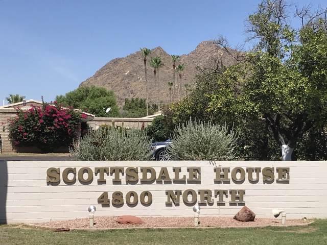 4800 N 68TH Street #231, Scottsdale, AZ 85251 (MLS #5954543) :: The Kenny Klaus Team
