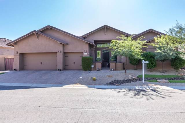 5805 E Ashler Hills Drive, Cave Creek, AZ 85331 (MLS #5988544) :: The Kenny Klaus Team