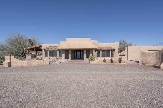 39615 N Spur Cross Road, Cave Creek, AZ 85331 (MLS #6034798) :: Openshaw Real Estate Group in partnership with The Jesse Herfel Real Estate Group