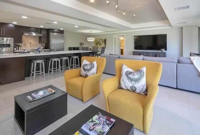 7137 E Rancho Vista Drive #2002, Scottsdale, AZ 85251 (MLS #6072475) :: Brett Tanner Home Selling Team