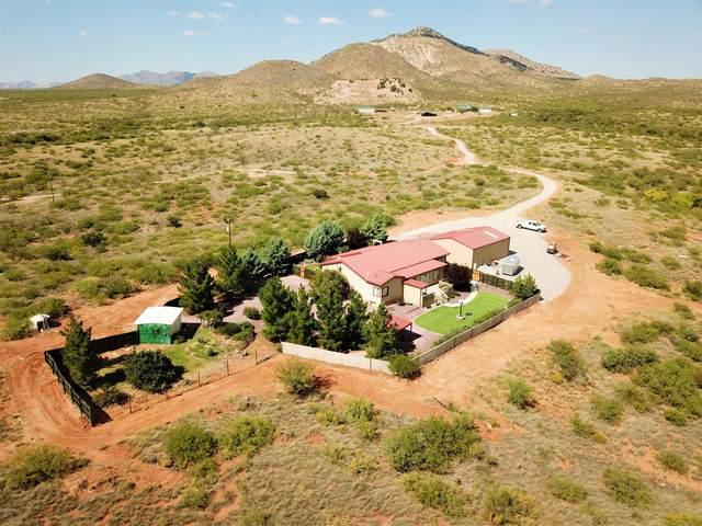 6673 W Gleeson Road, Elfrida, AZ 85610 (MLS #6138226) :: Klaus Team Real Estate Solutions