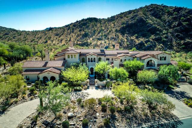 10835 E Mountain Spring Road, Scottsdale, AZ 85255 (MLS #6163378) :: Sheli Stoddart Team | M.A.Z. Realty Professionals