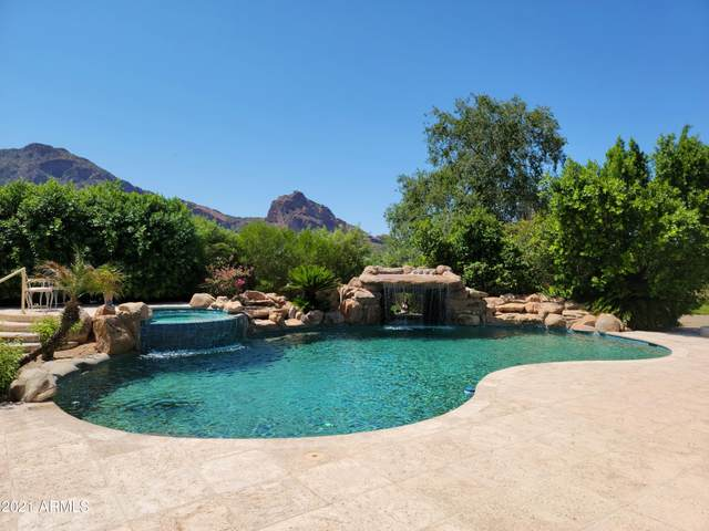 6602 N Lost Dutchman Drive, Paradise Valley, AZ 85253 (MLS #6212549) :: Arizona 1 Real Estate Team