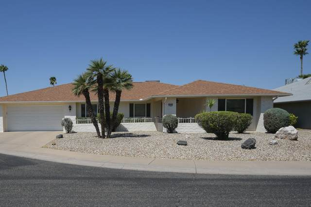 21014 N Palm Desert Drive, Sun City West, AZ 85375 (MLS #6214975) :: Long Realty West Valley