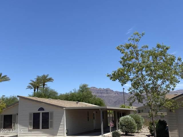3301 S Goldfield Road #1027, Apache Junction, AZ 85119 (MLS #6230288) :: Arizona Home Group