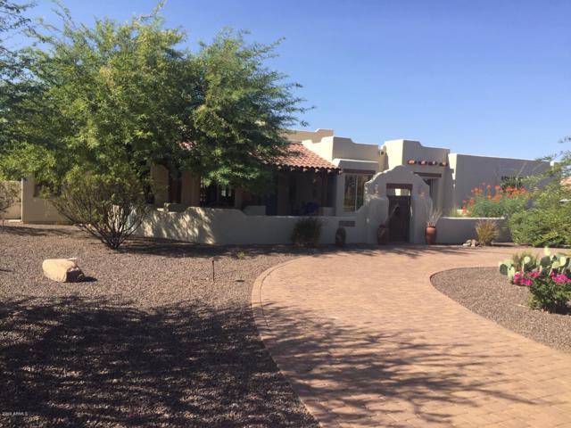 12775 E Gold Dust Avenue, Scottsdale, AZ 85259 (MLS #5815004) :: The W Group