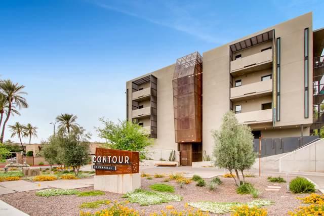 2300 E Campbell Avenue #422, Phoenix, AZ 85016 (MLS #5918801) :: Cindy & Co at My Home Group