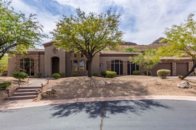 9206 N Crimson Canyon, Fountain Hills, AZ 85268 (MLS #5961222) :: The Kenny Klaus Team
