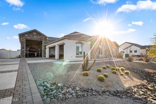 21357 E Stacey Road, Queen Creek, AZ 85142 (MLS #6162313) :: Yost Realty Group at RE/MAX Casa Grande