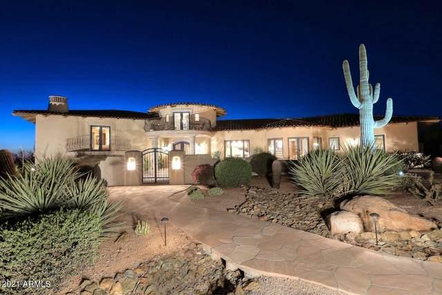 10030 E Jopeda Lane, Scottsdale, AZ 85255 (MLS #6203167) :: Yost Realty Group at RE/MAX Casa Grande