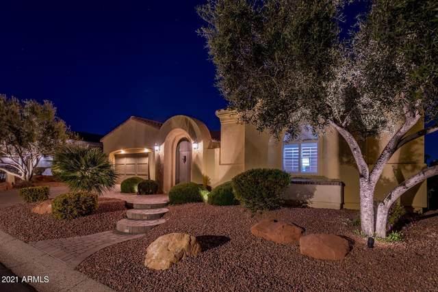 22805 N Galicia Drive, Sun City West, AZ 85375 (MLS #6204483) :: Yost Realty Group at RE/MAX Casa Grande