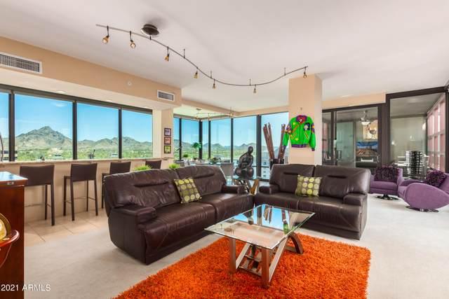 4808 N 24TH Street #1521, Phoenix, AZ 85016 (MLS #6209230) :: Executive Realty Advisors