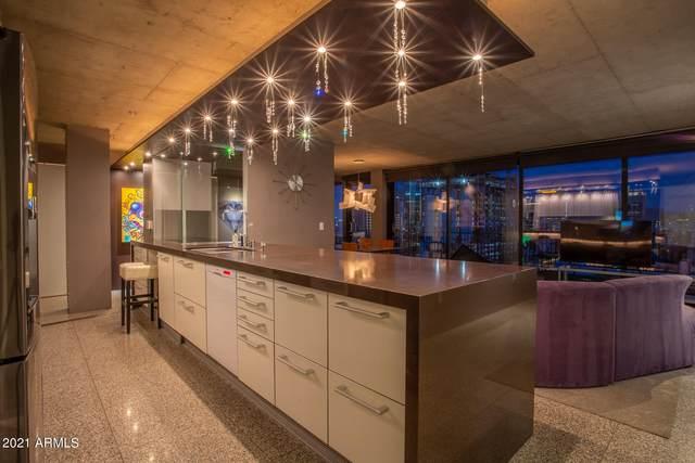 805 N 4TH Avenue Ph-4, Phoenix, AZ 85003 (MLS #6214214) :: Midland Real Estate Alliance