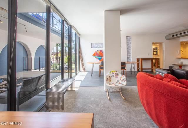 805 N 4TH Avenue #204, Phoenix, AZ 85003 (MLS #6237446) :: Kepple Real Estate Group
