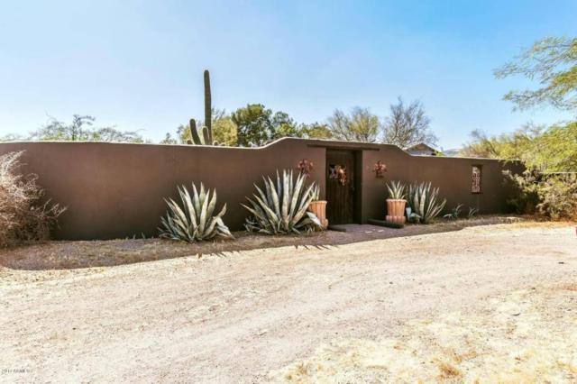 5960 E Fleming Springs Road E, Cave Creek, AZ 85331 (MLS #5345436) :: Occasio Realty
