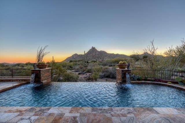 10585 E Crescent Moon Drive #27, Scottsdale, AZ 85262 (MLS #5855623) :: CC & Co. Real Estate Team