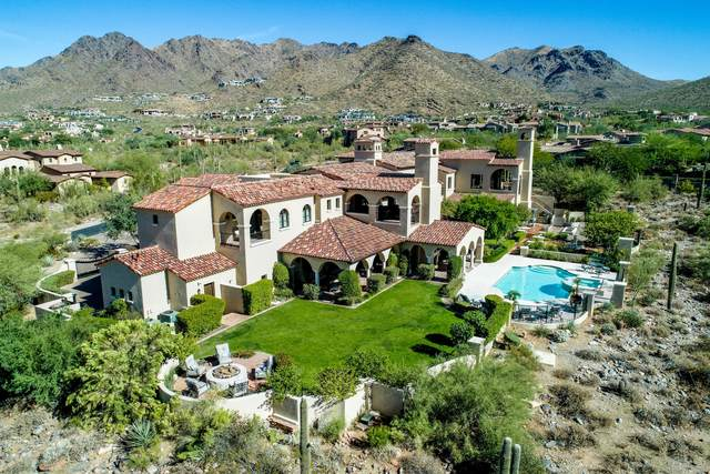 10835 E Mountain Spring Road, Scottsdale, AZ 85255 (MLS #6163378) :: The Riddle Group