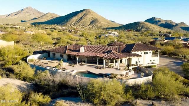 10030 E Jopeda Lane, Scottsdale, AZ 85255 (MLS #6203167) :: Elite Home Advisors