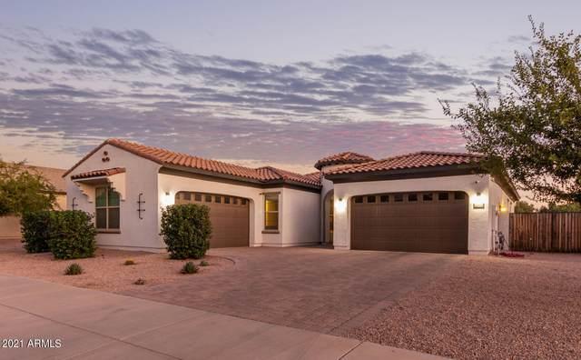 22457 E Sentiero Court, Queen Creek, AZ 85142 (MLS #6308283) :: D & R Realty LLC
