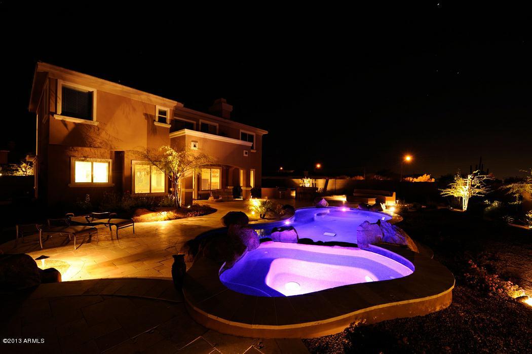 5241 E Baker Drive, Cave Creek, AZ 85331 (MLS #4750055) :: The Daniel Montez Real Estate Group