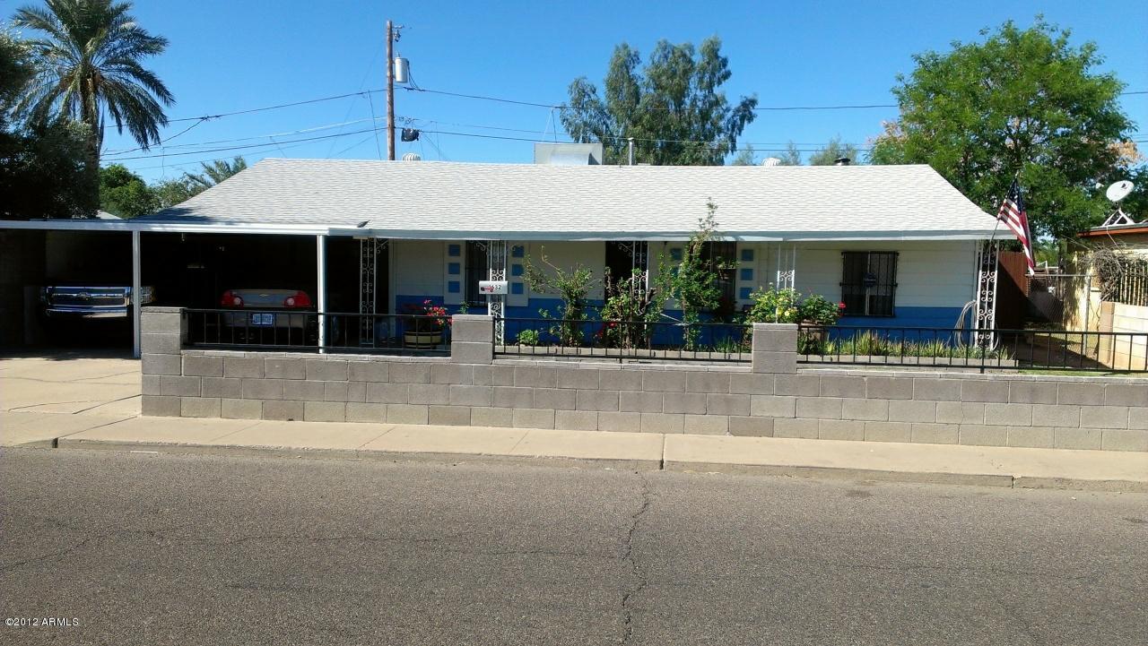 1632 N 37TH Drive, Phoenix, AZ 85009 (MLS #4828677) :: The Daniel Montez Real Estate Group
