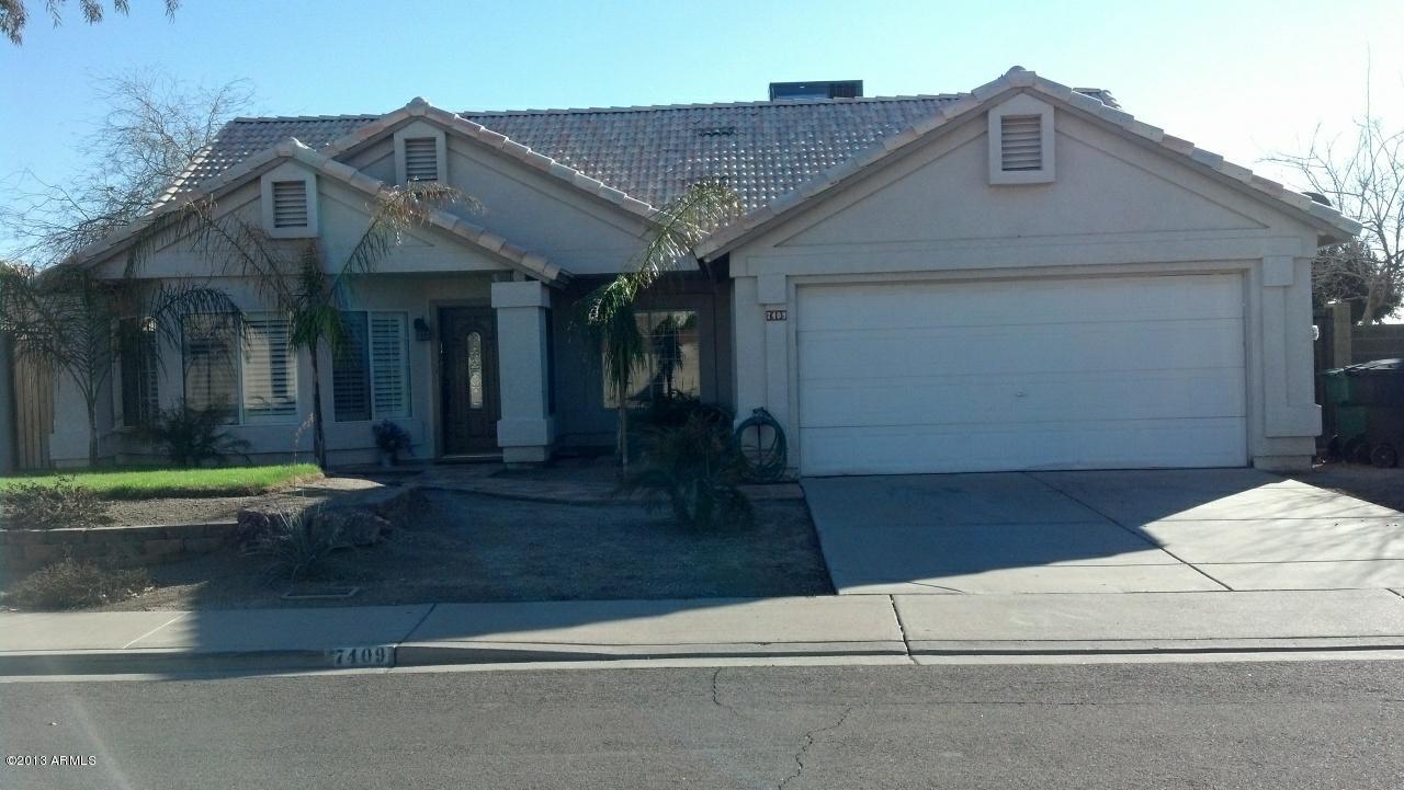 7409 E Ivy Street, Mesa, AZ 85207 (MLS #4883297) :: The Daniel Montez Real Estate Group